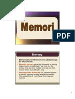 PPT 06 Arkom Memory DRAM