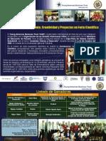 Boletín Informativo Expo-Feria de Talento Científico Estudiantil 2008