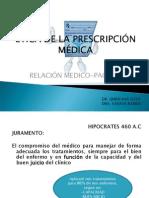 prescripcion Medica