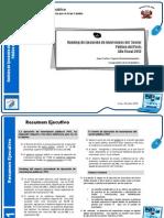 Peru Ejecucion Inversiones Sector Publico 2012
