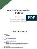 wireless lecture by xafran khan