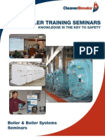 CB-8361 Boiler Training Seminar
