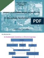 A Sociedade Senhorial 2011