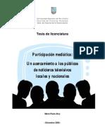 2010-PARTICIPACION MEDIATICA