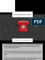 The Telephone and Ethics