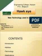 Hawk Eye Ppt