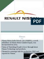 Renault vs nissan