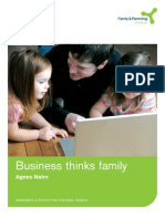 Business Thinks Family