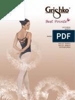 BestPointe.com - Grishko Classic  Dancewear Collection