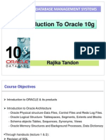 Lecture2 Oracle PPT