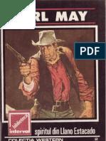Karl May - Spiritul Din Llano Estacado