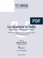 Sicurezza Italia 2008