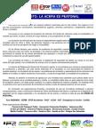 Manifiesto- La Acera Es Peatonal