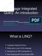 LINQ Introduction