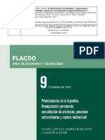 AZPIAZU_FORCINITO_SCHORR Privatizacion en Argentina