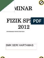 Seminar Present