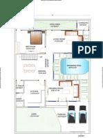 A Verma Ground Floor Plan 01-Model