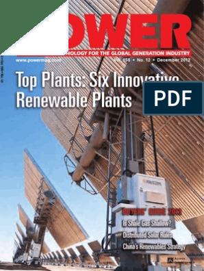 Revista POWER | Offshore Wind Power | Wind Power