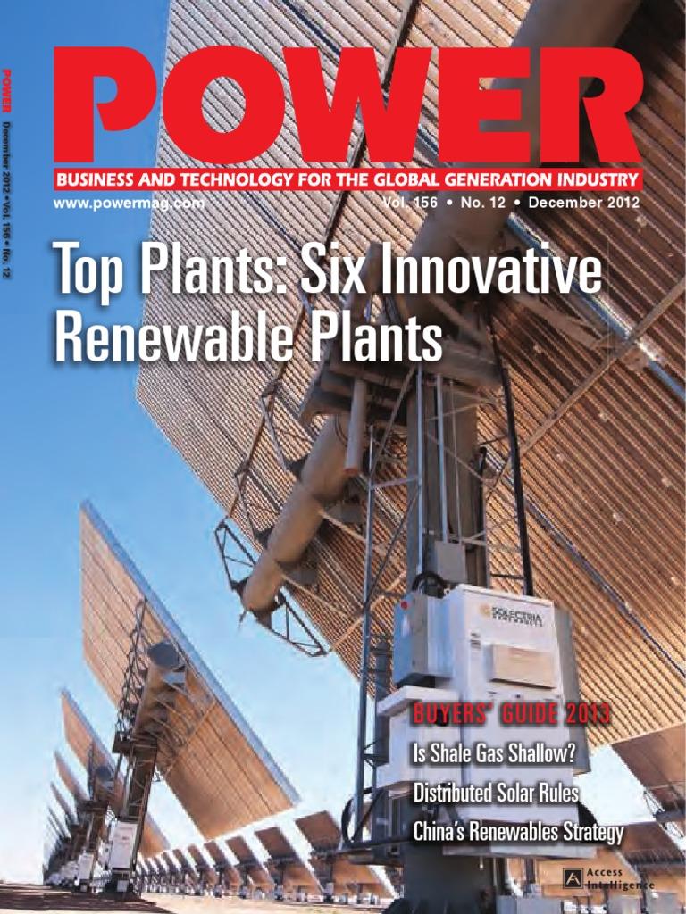 Revista POWER Fshore Wind Power