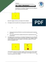 IB Physics 5 Assess WSE6
