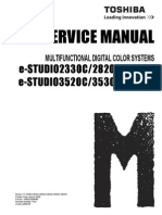 toshiba dp 4580 5570 6570 8070 service handbook photocopier rh scribd com RCA User Manual Toshiba TV Owners Manual