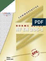 Commentaires - Norme béton NF EN 206-1 - CIM BETON (interessant)
