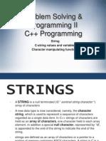 Week 5 6- String