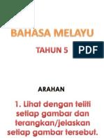 Bahasa Melayu Tahun 5