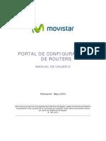 Manual Portal Configuracion Routers