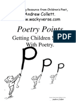 Poetry Points