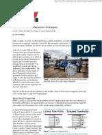 Part I_ Flowmeter Selection Strategies