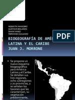 Biogeografía de América Latina y el Caribe