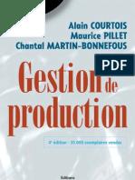 Gestion de La Production