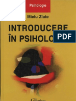 Introducere in Psihologie by MDD