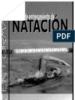 Manual Entrenamiento Libro Natacion Buceo Submarinismo Deporte