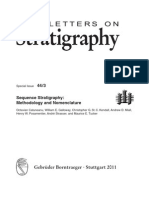 Sequence Stratigraphy Methodology and Nomenclature