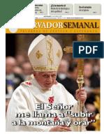 Observador Semanal del 28/02/2013