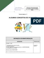 CE - Cursos Vocacionais - Doc1 - Alguns conceitos de Avaliação (1)