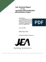 Jea Final Technical Report