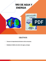 Ahorro de Agua y Energia
