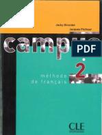 Campus 2 Methode de Francais