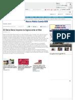 El Bera Bera impone la lógica ante el Mar - Informacion.es