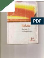 Manual IBIZA 2000 All