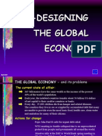 Re Designing the Global Economy