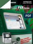 PXR_A4 Hitachi Brochure