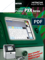 PXR_A4 Hitachi Brochure