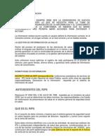 Gestion de Informacion Celmira 123
