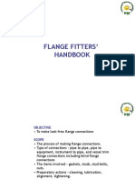Flange Fitters Hand Book