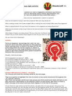 International Women's Day educational activities