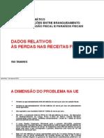 RELAÇÕES ENTRE BRANQUEAMENTODE CAPITAIS, EVASÃO FISCAL E PARAÍSOS FISCAIS